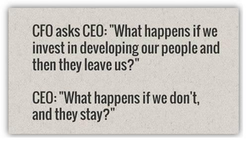 CEOとCFOのパラドックス