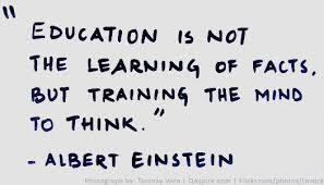 Albert Einstein - Education