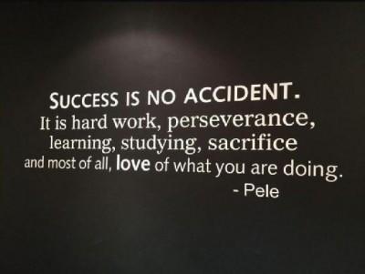 サッカーの神様ペレからのメッセージ