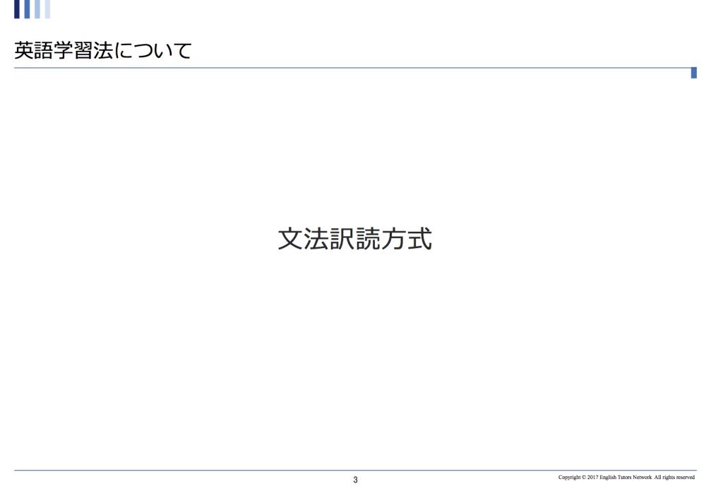 文法訳読方式