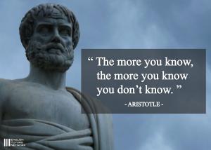 アリストテレス英語名言